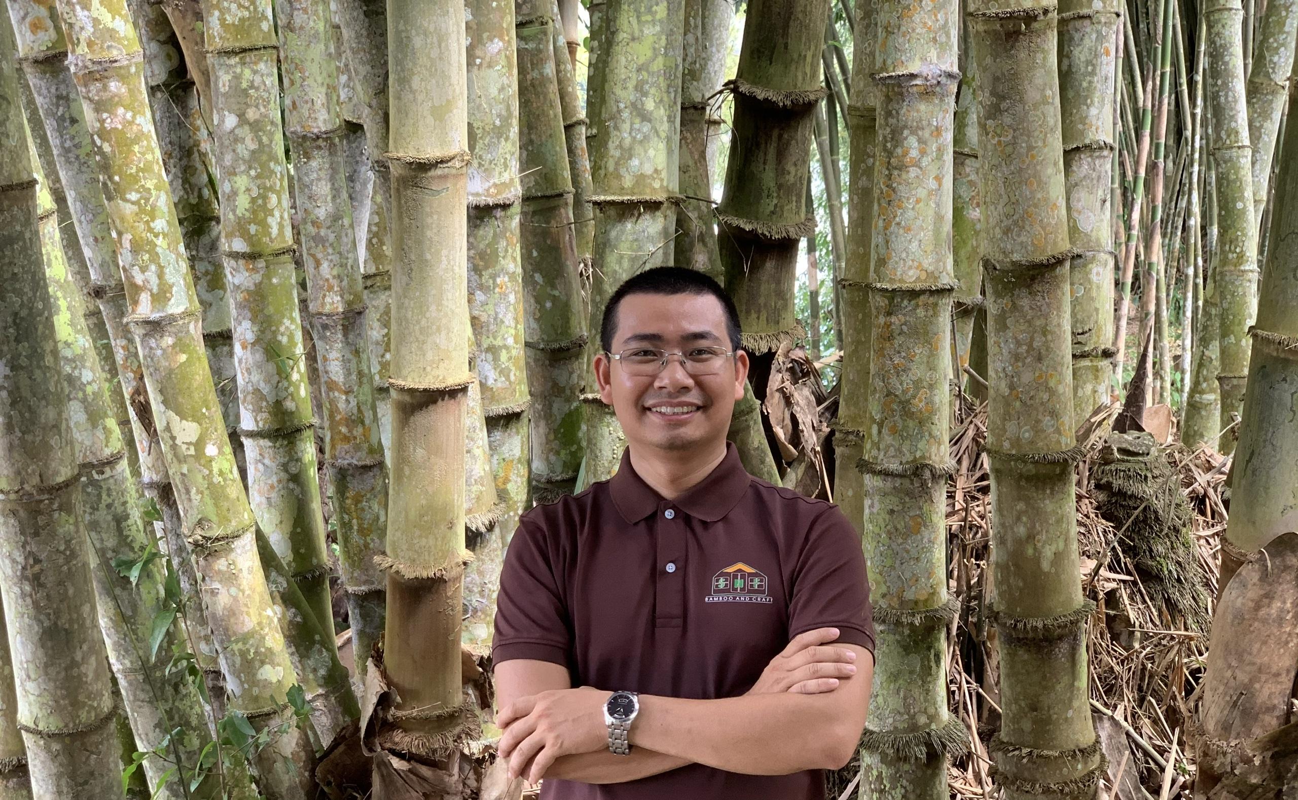 Founder Tran Hai Son - SNF Craft