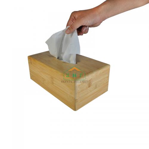 Hướng dẫn cách sử dụng hộp khăn giấy