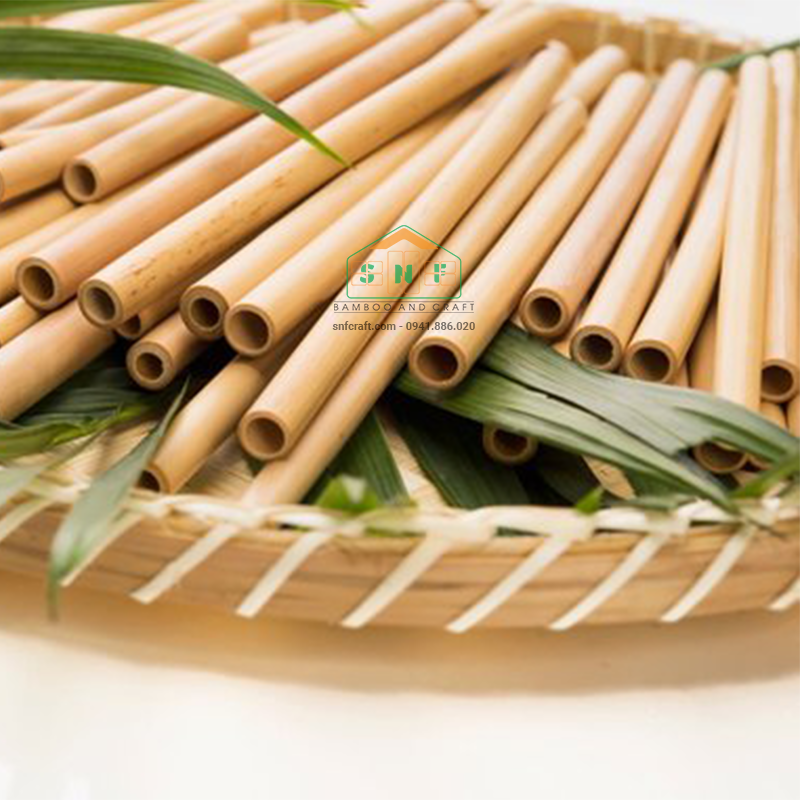 Ống hút SNF Bamboo and Craft