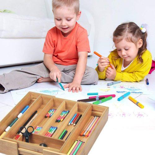 Khay đựng đồ chơi cho trẻ em